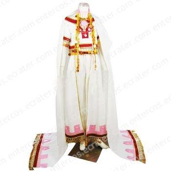Tsubasa Princess Sakura Halloween Cosplay Costume any size