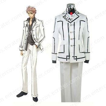 Vampire Knight Boy Night Cosplay Halloween Uniform any size