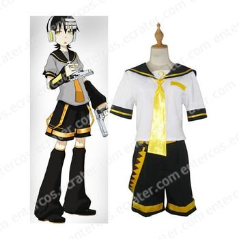 Vocaloid Halloween Cosplay Costume  any size