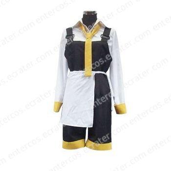 Da Capo Yellow And White Cosplay Costume any size