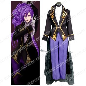 Vocalod Kamui Gakupo Cosplay Costume any size
