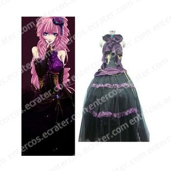 Vocaloid Cosplay Costume 5    any size