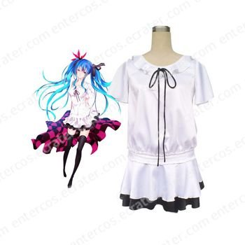 Vocaloid Hatsune Miku Cosplay Costume 2 any size