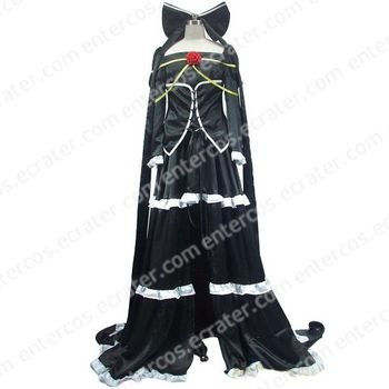 Vocaloid Imitation Black Cosplay Costume any size