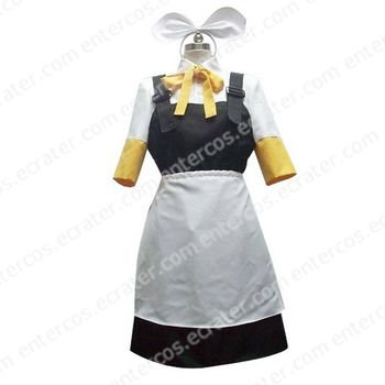 Vocaloid Kagamine Rin Cosplay Costume 2  any size