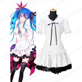 Vocaloid Miku Cosplay Costume any size