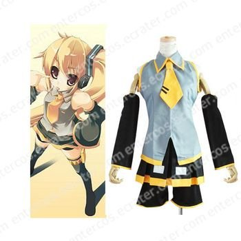 Vocaloid Neru Halloween Cosplay Costume any size