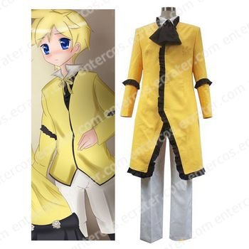Vocaloid Servant Of Evil Cospaly Costume 2    any size