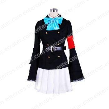 Umineko no Naku Koro ni Ange Cosplay Costume any size