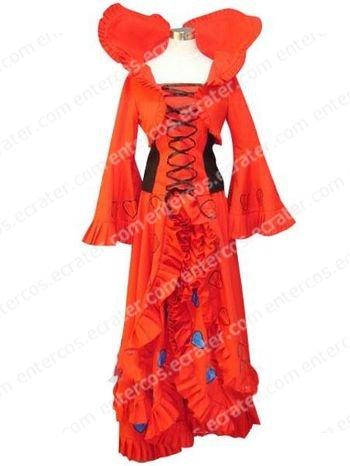 Heart no Kuni no Alice � Wonderful Wonder World Queen Cosplay Costume any size