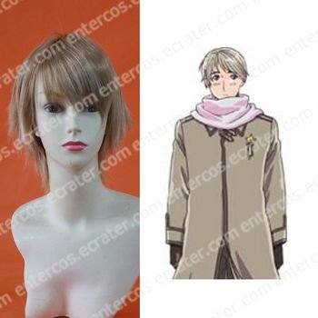 Cosplay wigs - Ivan Braginski  wigs from Axis Powers HETALIA
