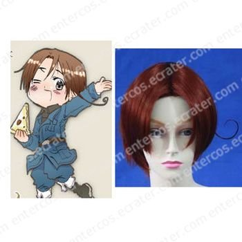 Cosplay Wig (North Italy) from Axis Powers Hetalia