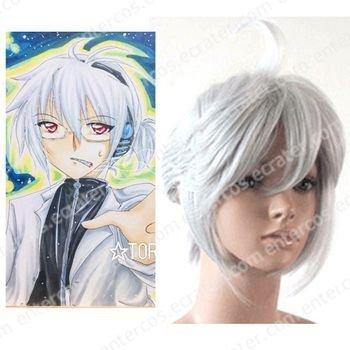 Vocaloid honnne deru  Gray  Cosplay Wig