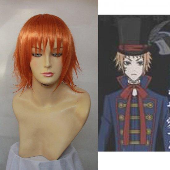 Cosplay wigs - do ro se ru  wigs from kuroshitsuji