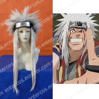 Cosplay wigs - Jiraiya  wigs from Naruto