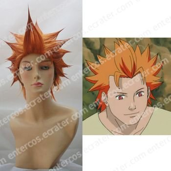 Cosplay wigs -   jyuugo  wigs from Naruto