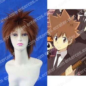Cosplay wigs - Sawada Tsunayoshi   wigs from HitmanReborn