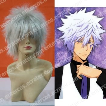 Cosplay wigs - Byakuran   wigs from Hitman Reborn