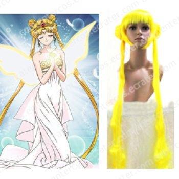 Cosplay wigs - Tsukino Usagi  wigs yellow from Sailor Moon