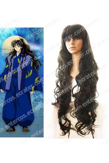 1m InuYasha Cosplay Wig