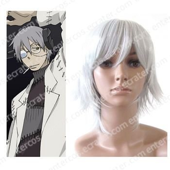 Soul Eater Doctor Cosplay Wig