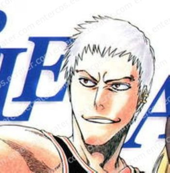 Cosplay Wig - Kensei Muguruma  wigs from Bleach
