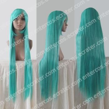 Cosplay Wig - 1 m  green wig  from  Lucky star