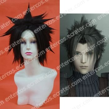 Cosplay Wig -  Zack·Fair  wigs from Final fantasy