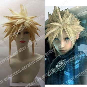 Cosplay Wig -  Cloud wigs from Final fantasy