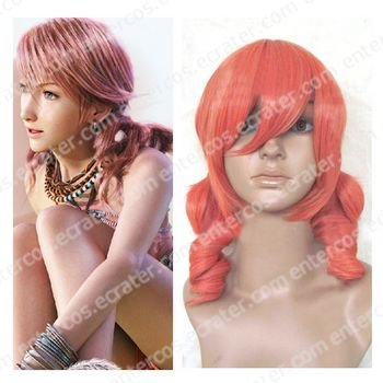Vanille·Dia·Oerba Cosplay Wig from Final Fantasy