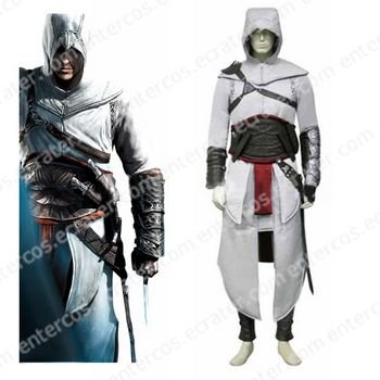 Assassin's Creed 2 Cosplay Costume any size