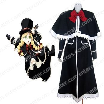 Coyote Ragtime Show August Cosplay Costume  any size