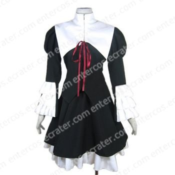 Coyote Ragtime Show March Cosplay Dress Costume any size