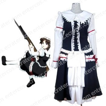 Coyote Ragtime Show Sep Cosplay Costume   any size