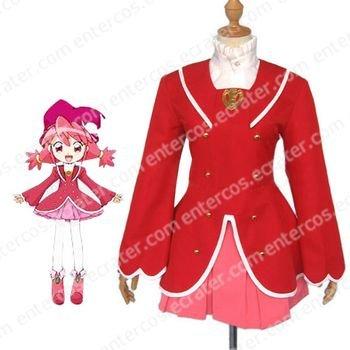 Fushigiboshi No Futago Hime Gyu Fine Cosplay Costume any size