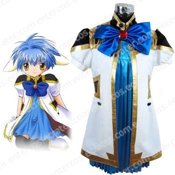 Galaxy Angel Blancmanche Mint Cosplay Costume any size