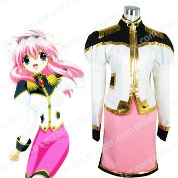 Galaxy Angel Cosplay Costume any size
