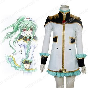 Galaxy Angel Vanilla H Cosplay Uniform Costume  any size