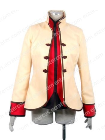 Hanakiso the Future Savior Cosplay Costume  any size