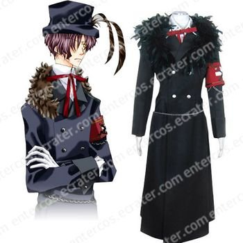 HanaKisou Typing of The Chicken Kurotaka Cosplay Costume 2  any size