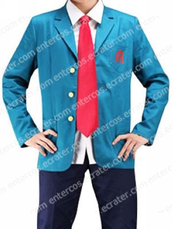 Haruhi Suzumiya Jacket Cosplay Costume  any size