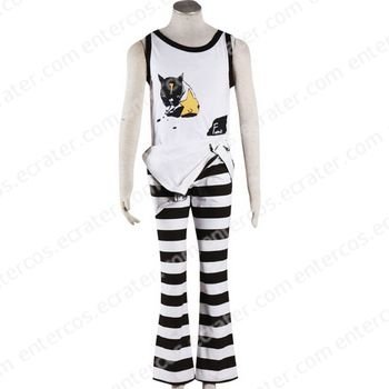 Lucky Dog Cosplay Costume 5   any size