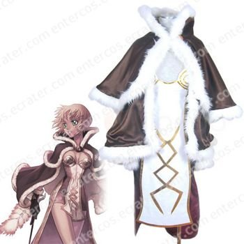 Ragnarok High Wiz Cosplay Costume any size