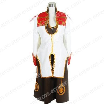 Ragnarok Online High Priest Cosplay Costume  any size
