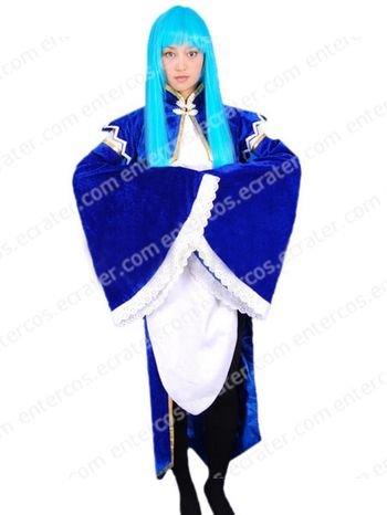 Sangokushi Taisen 3 Empress Cao Cosplay Costume B  any size