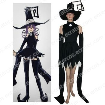 Soul Eater Blair Cosplay Costume  any size