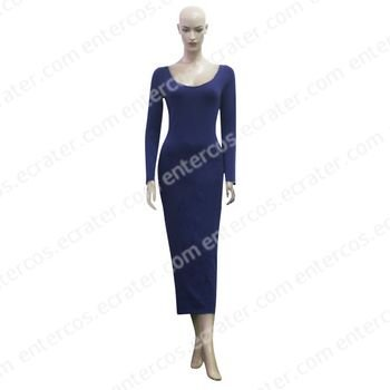 Soul Eater Medusa Blue Cosplay Costume any size