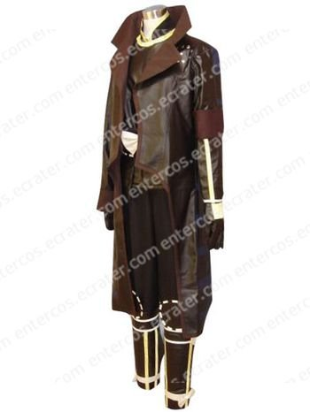 Devil Kings 2 Katakura Kagetsuna Halloween Cosplay Costume any size