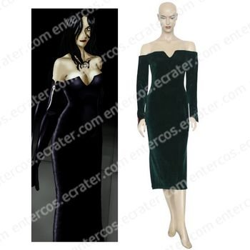 Fullmetal Alchemist Lust Halloween Cosplay Costume any size