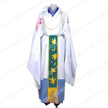 Within the Expanse of a Distant Time Tachibana no Tomomasa Cosplay Costume any size